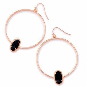 Kendra Scott Elora Hoops Earrings